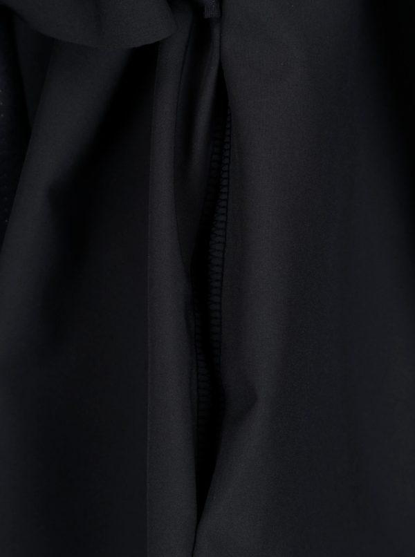 Tmavosivé variabilné vodovzdorné sako Design by Lucie Jack Grey