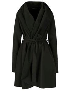 Čierny vodovzdorný kabát Design by Lucie Jack