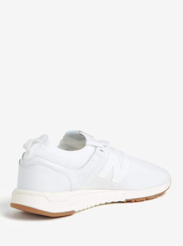 Biele pánske tenisky New Balance MRL247