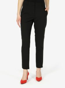 Čierne formálne nohavice VERO MODA Ella