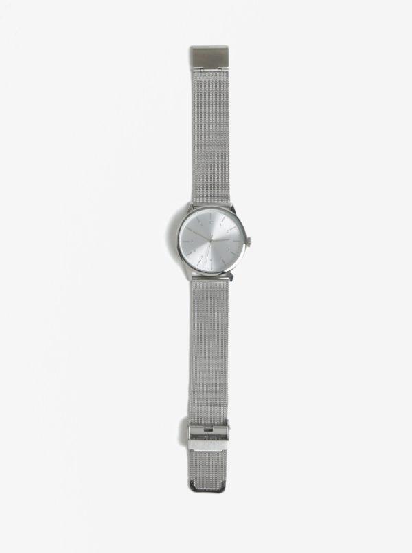 Dámske hodinky v striebornej farbe CHPO Rawiya