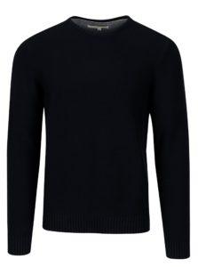 Tmavomodrý sveter Casual Friday by Blend