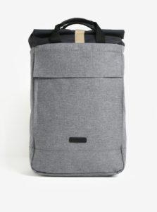 Sivý vodovzdorný batoh Ucon Colin 20 l