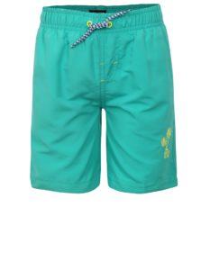 Zelené chlapčenské plavky Blue Seven