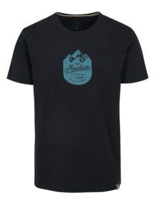 Tmavomodré pánske tričko LOAP Bessip