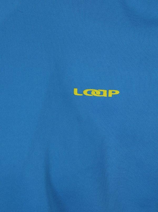 3aa355595166 Modré pánske funkčné tričko LOAP Messi
