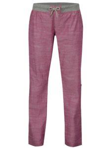 Ružové dámske nohavice LOAP Nadeta