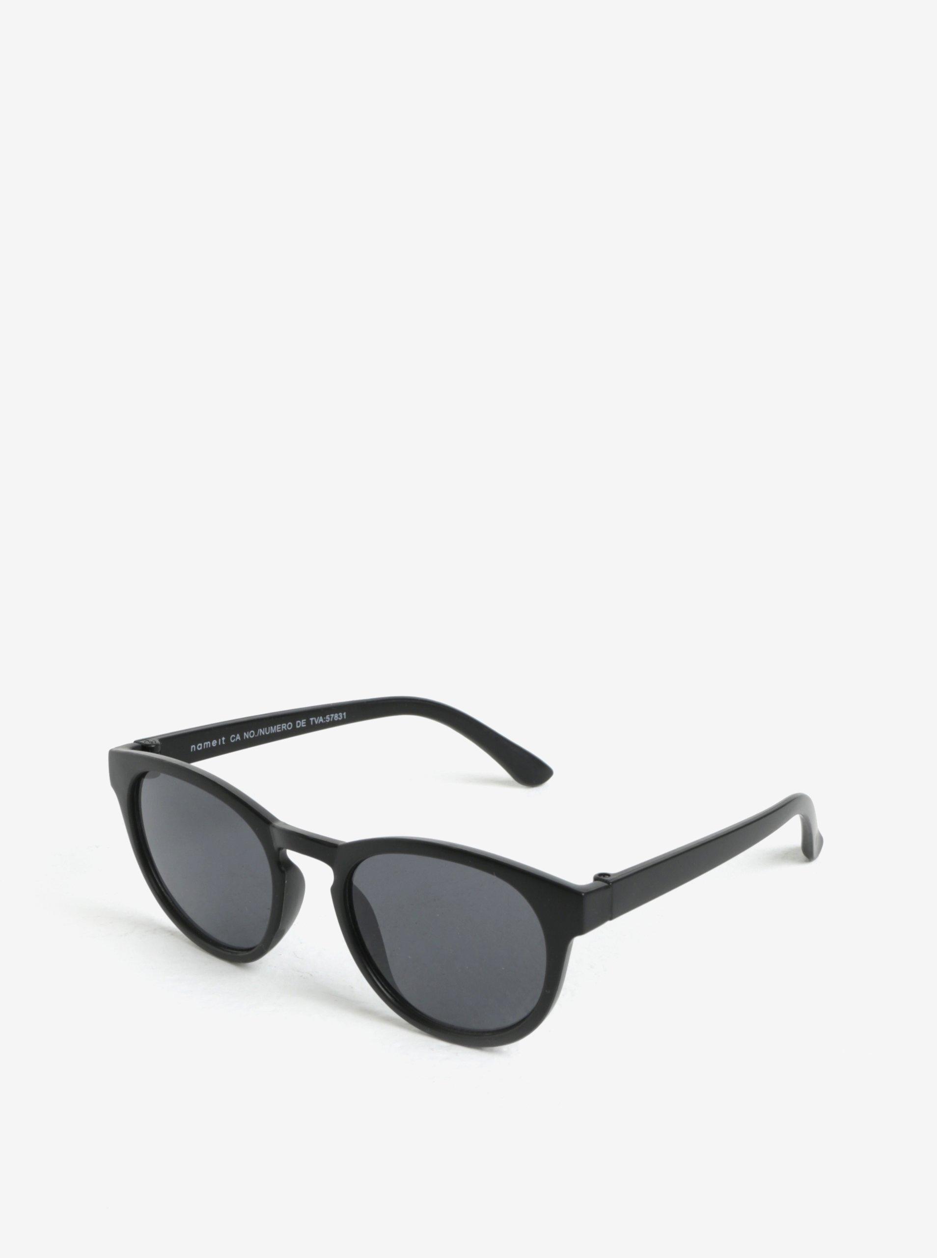 Čierne detské slnečné okuliare name it Sun  92c1d43069c