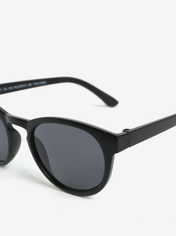 Čierne detské slnečné okuliare name it Sun