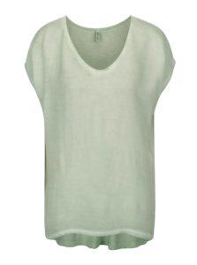 Svetlozelené tričko Blendshe Jin