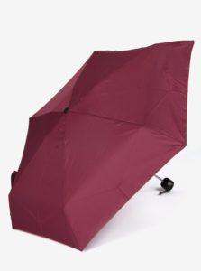 Fialový skladací dáždnik Doppler