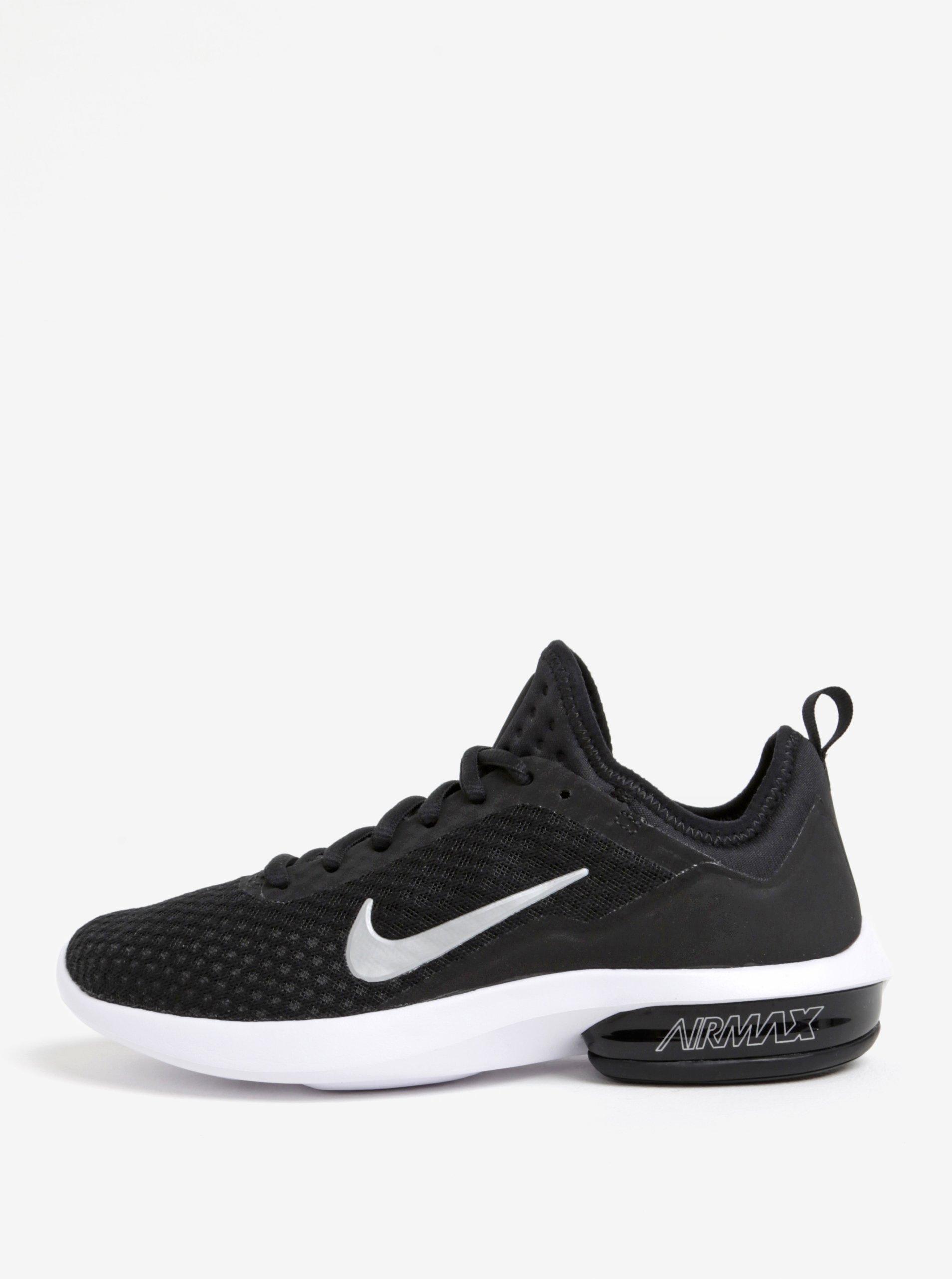 Čierne dámske tenisky Nike Air Max Kantara Running  5629829a125