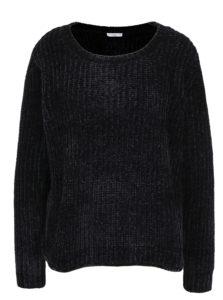 Čierny sveter Jacqueline de Yong Mine
