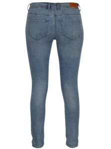Modré slim fit rifle VERO MODA Five