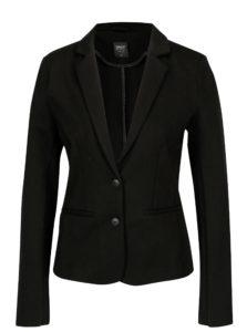 Čierne sako ONLY Poptrash