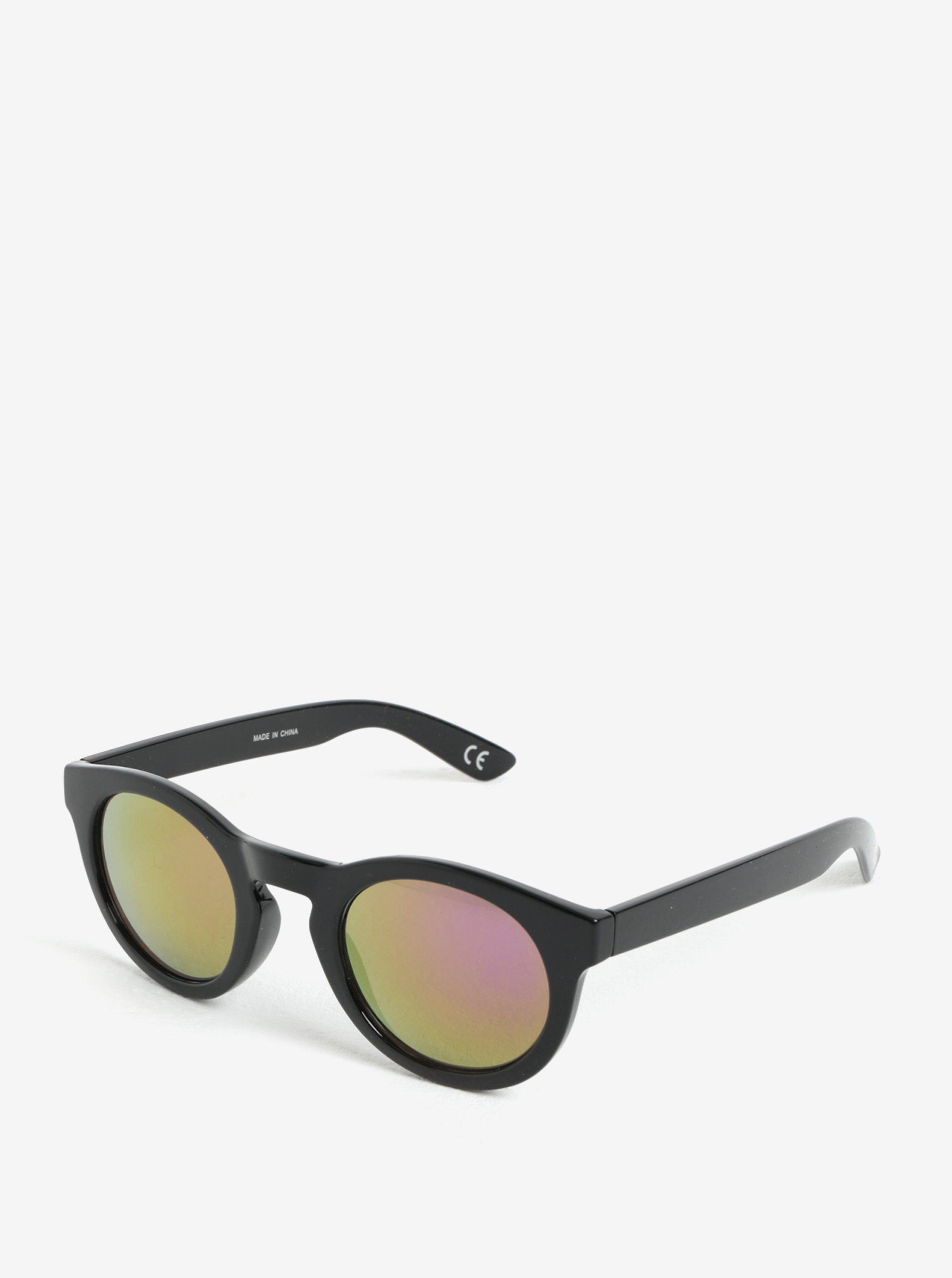 e513e572a Čierne dámske slnečné okuliare VANS Lolligagger | Moda.sk
