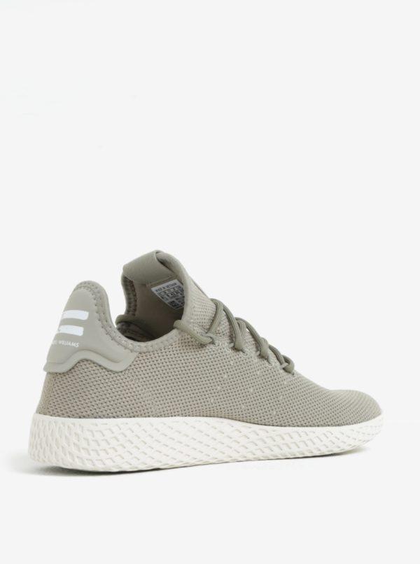 Svetlozelené pánske tenisky adidas Originals Tennis hu