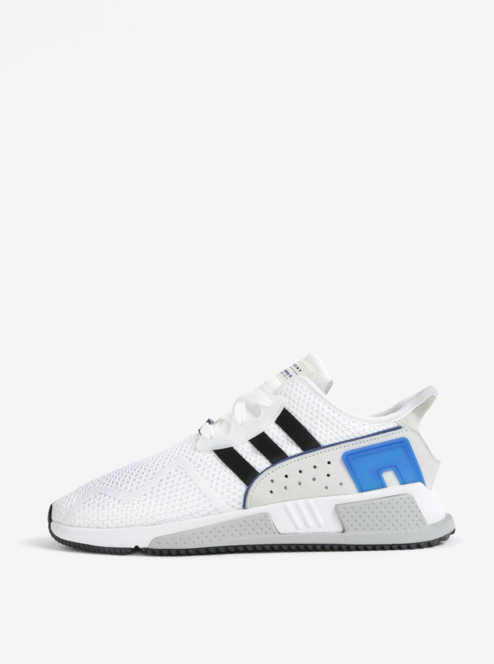77e988a66a6ec Biele pánske tenisky adidas Originals EQT Cushion   Moda.sk