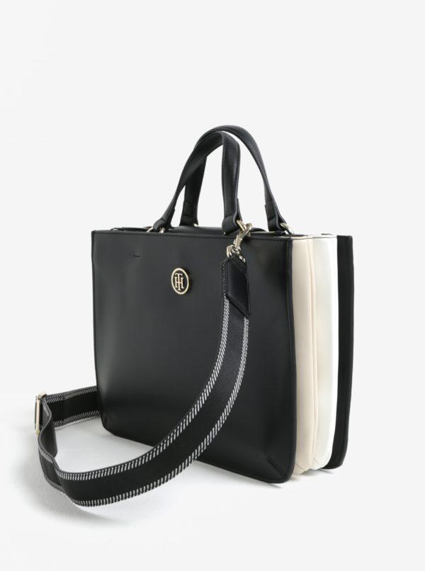 Čierna kabelka Tommy Hilfiger