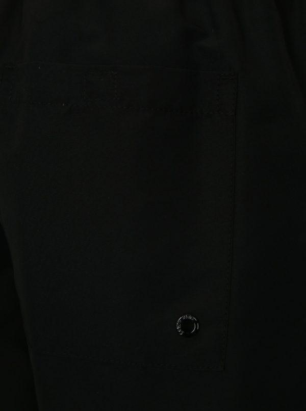 Čierne pánske plavky Calvin Klein