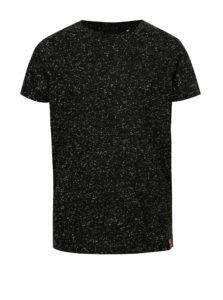 Čierne chlapčenské tričko so zipsami LIMITED by name it