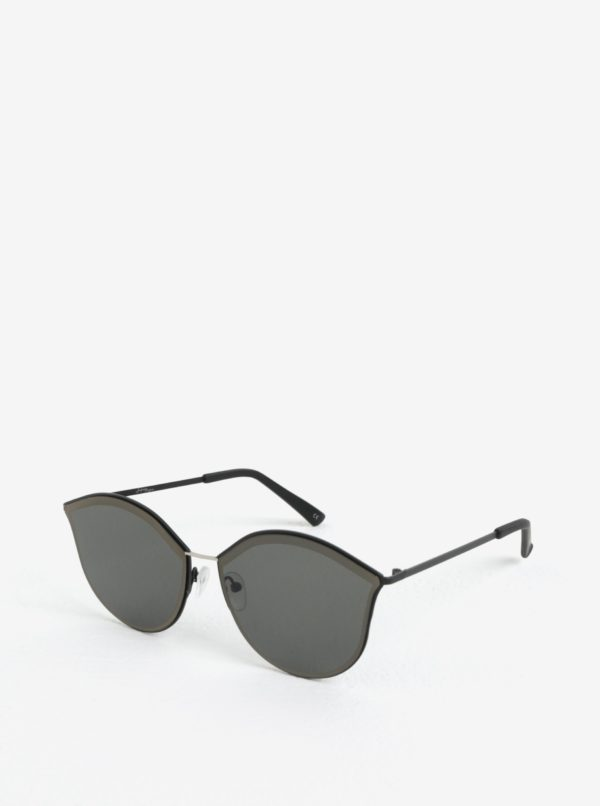 Čierne dámske slnečné okuliare Jeepers Peepers