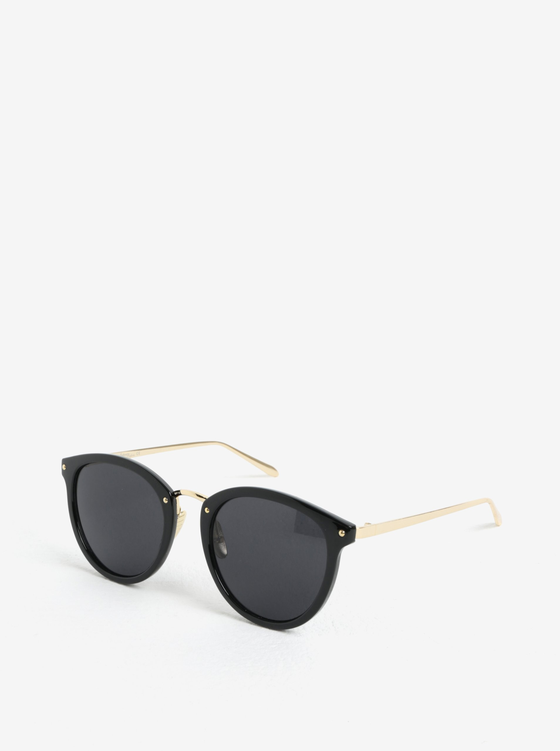 Čierne dámske slnečné okuliare Jeepers Peepers  e60c72f5509