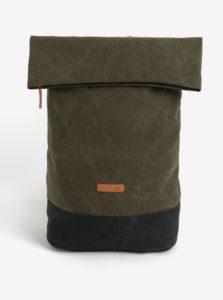 Kaki vodovzdorný batoh Ucon Karlo 20l