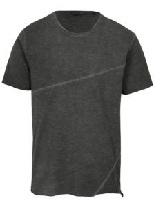 Sivé melírované tričko ONLY & SONS Stewie