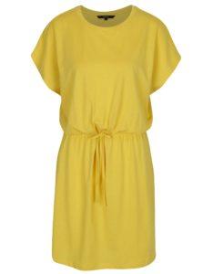 Žlté šaty VERO MODA Rebecca