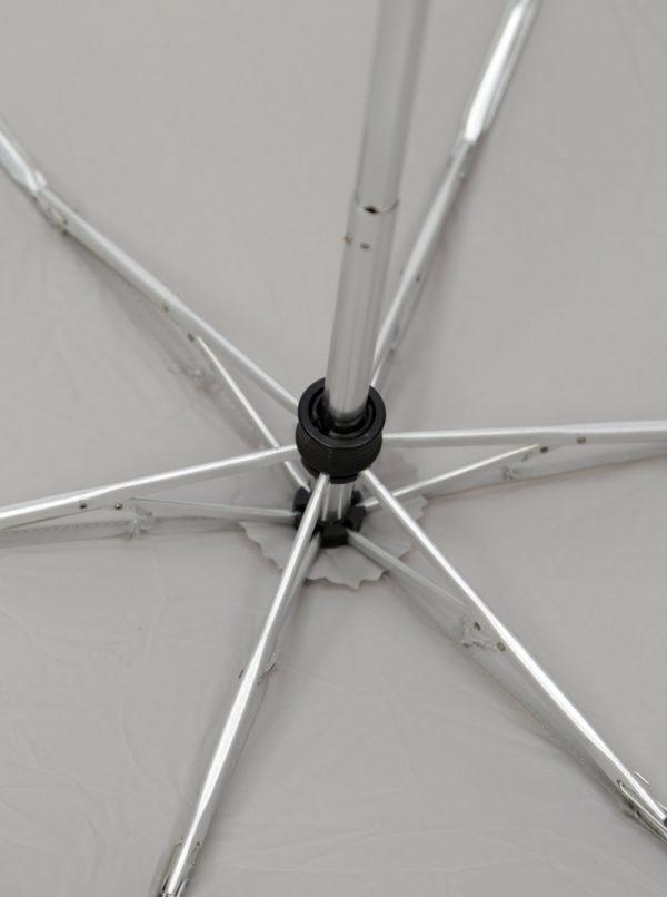 Sivý skladací dáždnik Esprit Petito