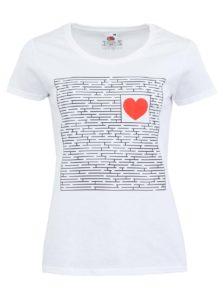 Dámske tričko ZOOT Originál Nájdi cestu