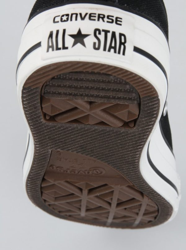Čierne unisex tenisky Converse Chuck Taylor All Star