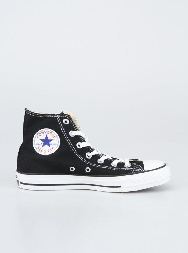 f5dca01b7 Čierne členkové tenisky Converse Chuck Taylor All Star   Moda.sk