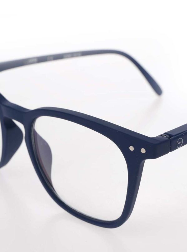 Modré unisex ochranné okuliare k PC IZIPIZI #E