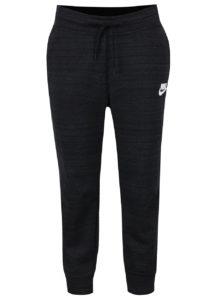 Čierne dámske melírované tepláky Nike Sportswear Advance 15