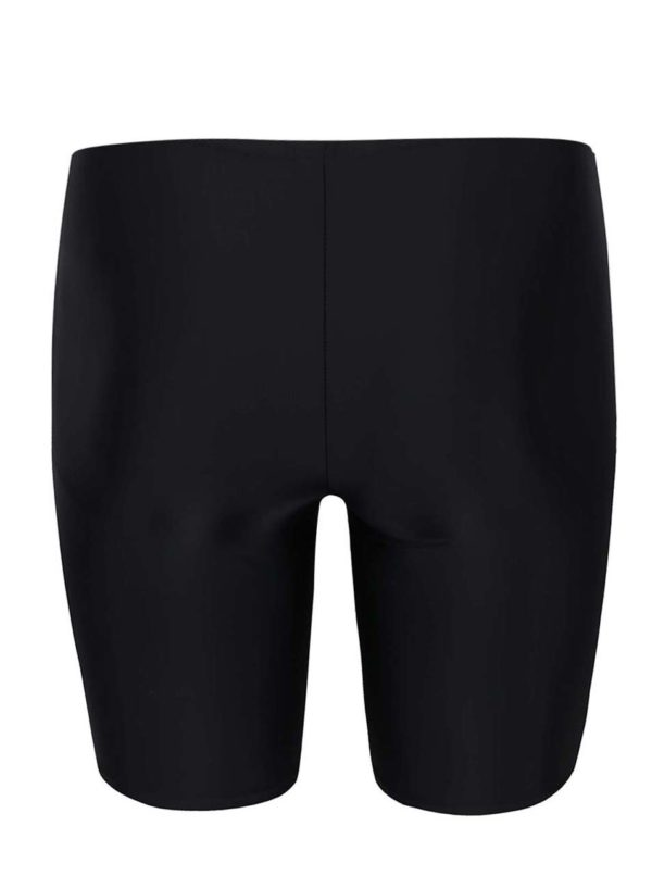 Čierny spodný diel plaviek s nohavičkami Ulla Popken