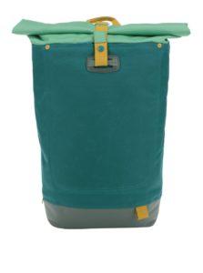 Sivo-petrolejový batoh Case Logic Larimer  20 l