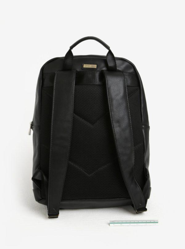 Čierny batoh s vreckom Bobby Black