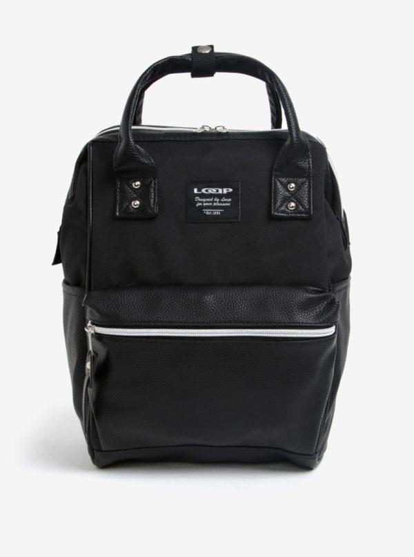 Čierny elegantný batoh LOAP Gaudia