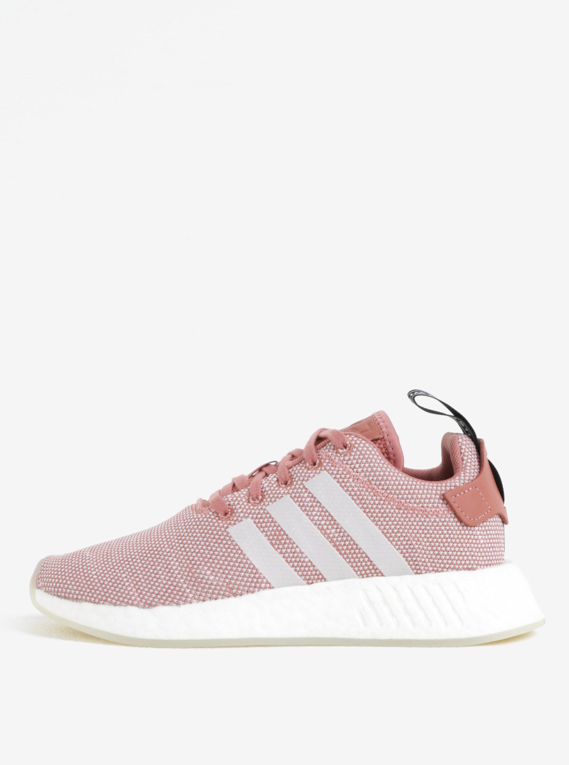 2c25411c4779 Svetloružové dámske tenisky adidas Originals