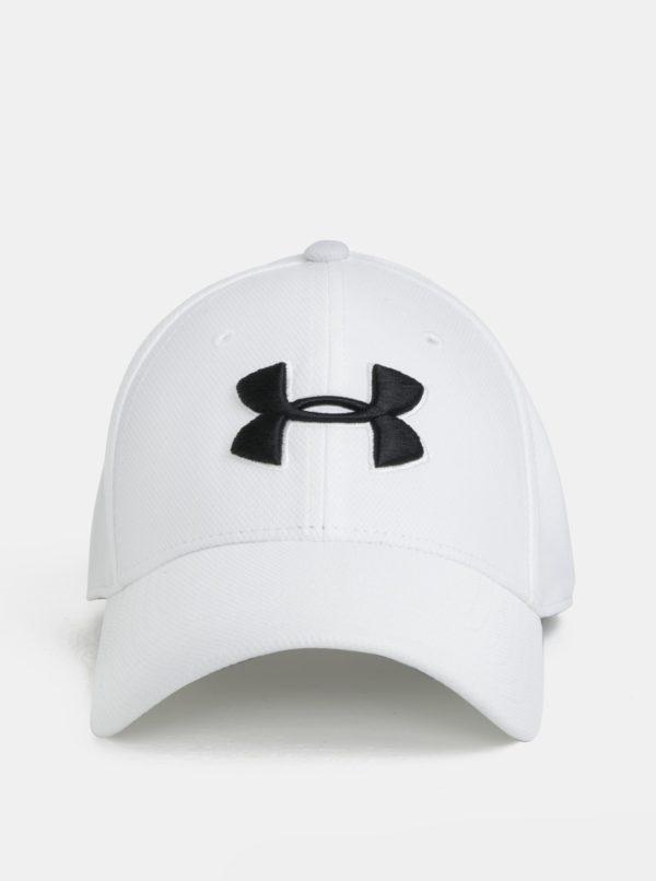 Biela pánska šiltovka s logom Under Armour