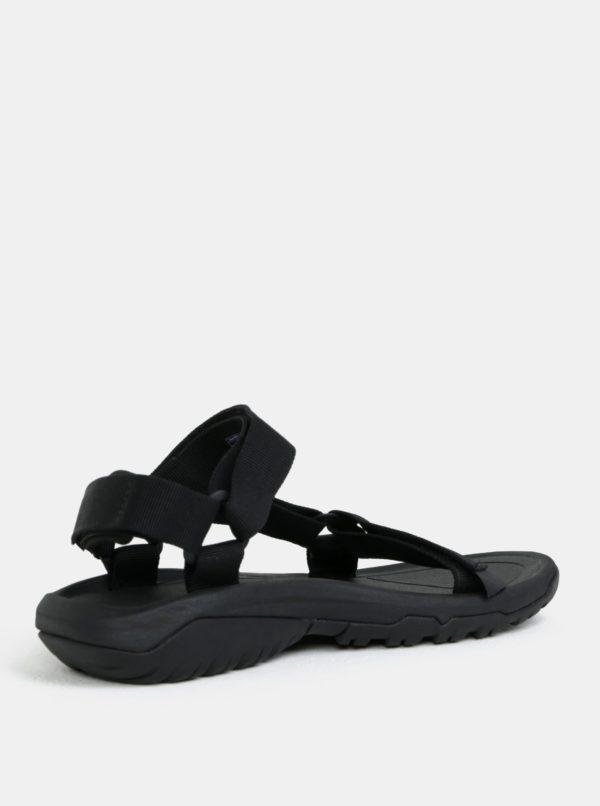 Čierne pánske sandále Teva