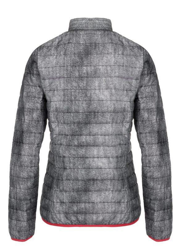 Sivá melírovaná dámska funkčná bunda LOAP Ilsa
