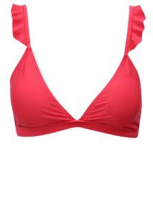 05c12fbe3 Ružové plavky s volánmi Dorothy Perkins