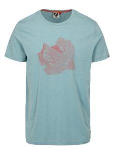 39b5f5308fc2 Svetlomodré pánske tričko Ragwear Nedie
