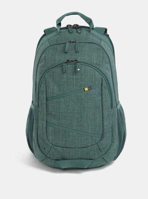 """Zelený batoh na notebook 15,6"""" Case Logic Berkeley 29 l"""