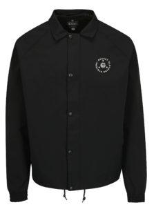 Čierna pánska vodeodolná bunda NUGGET Kubsov