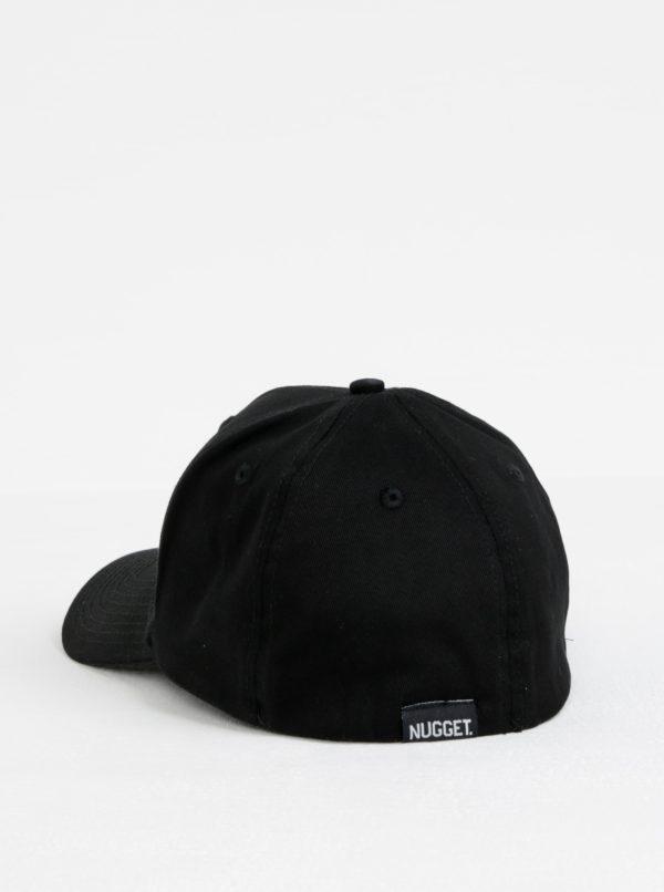 Čierna pánska šiltovka NUGGET Sweep