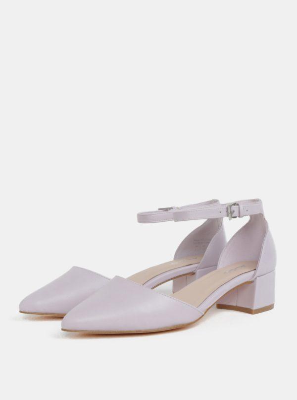 Svetloružové sandáliky ALDO Zulian